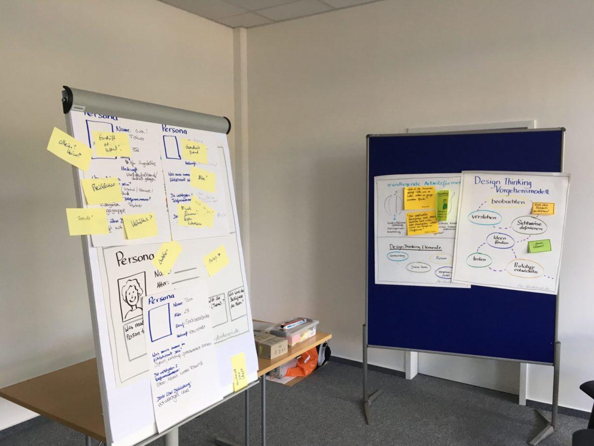 """Workshop im Rahmen der """"Themenwoche Digitalisierung"""" der WFL"""